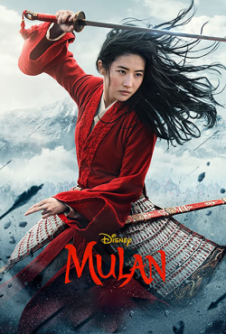 Mulan FRENCH WEBRIP 2020
