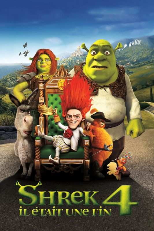 Shrek 4 FRENCH DVDRIP 2010