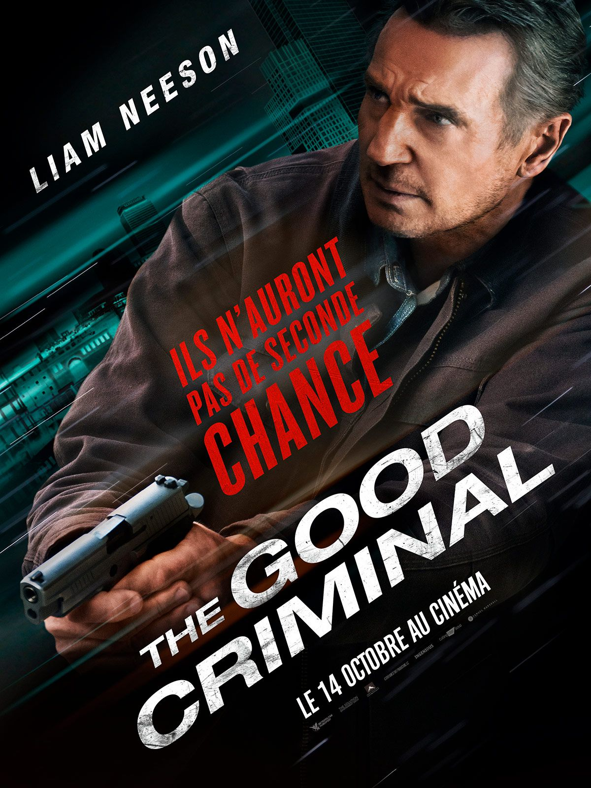 The Good Criminal - 2020